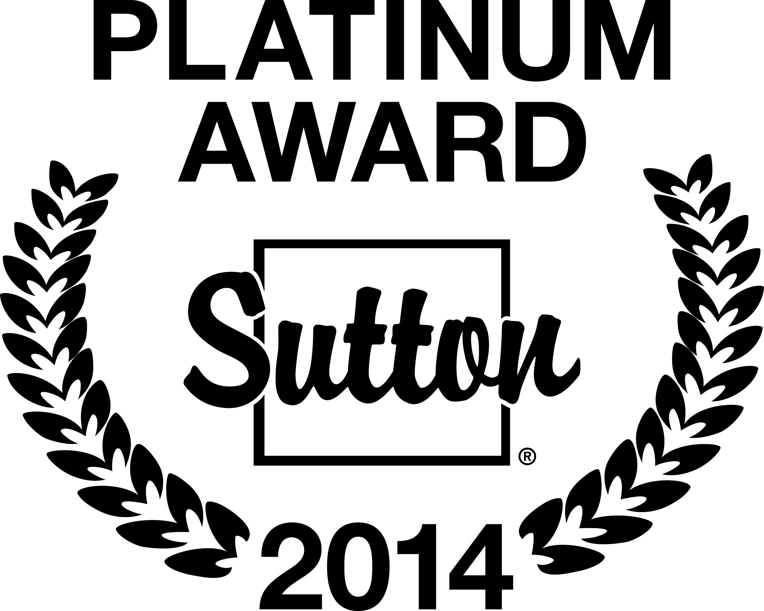 Platinum Award 2014